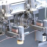 Automatisierte Wickeltechnik